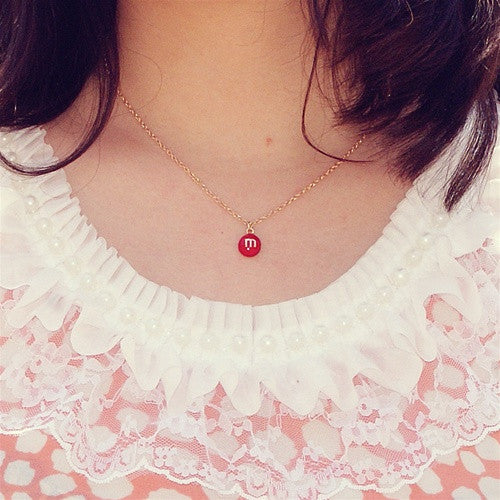 Candy Lovers Necklace