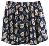 Ditzy Floral Skirt
