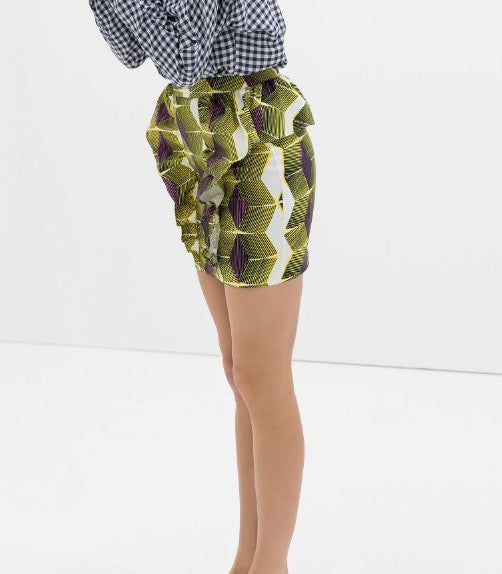 Studio Ruffle Skirt