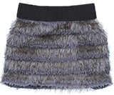 Fringe Layer Skirt