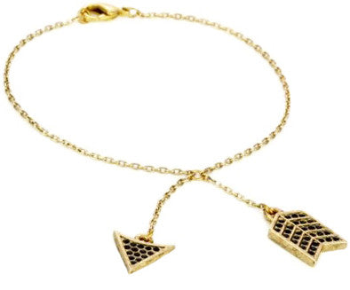 Arrow Chain Bracelet