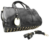 Rivet Bottom Bag