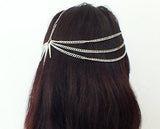 Retro Spike Headpiece