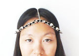 Chain Spike Headband