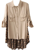 Safari Blouse