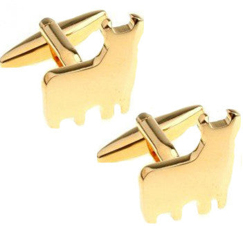 Cattle Cufflinks