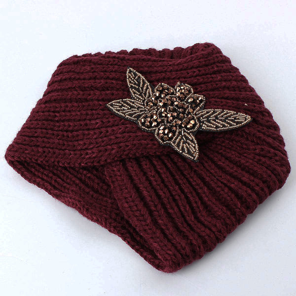 Embellished Turban