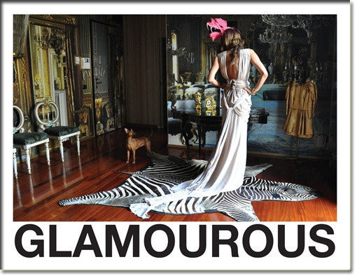 Glamourous Card