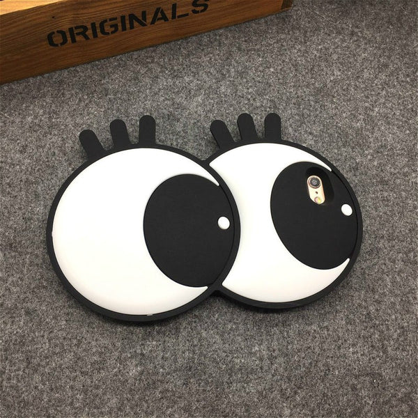 Eyelash Phone Case