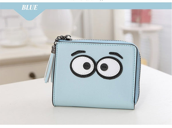 Googly Eyes Wallet