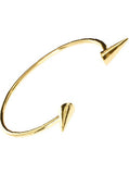 Outward Spike Bangle