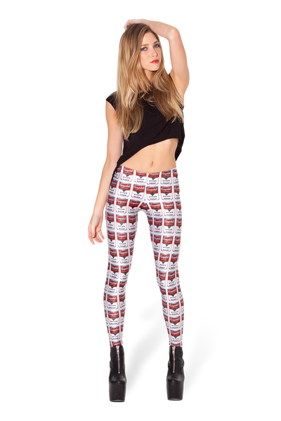 Soup Can Leggings