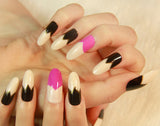 Oval Shape Diva Nail Set