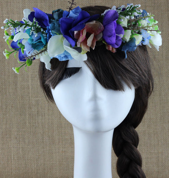 Floral Medow Crown