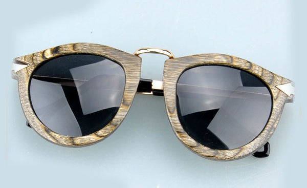Wooden Arrow Sunglassess