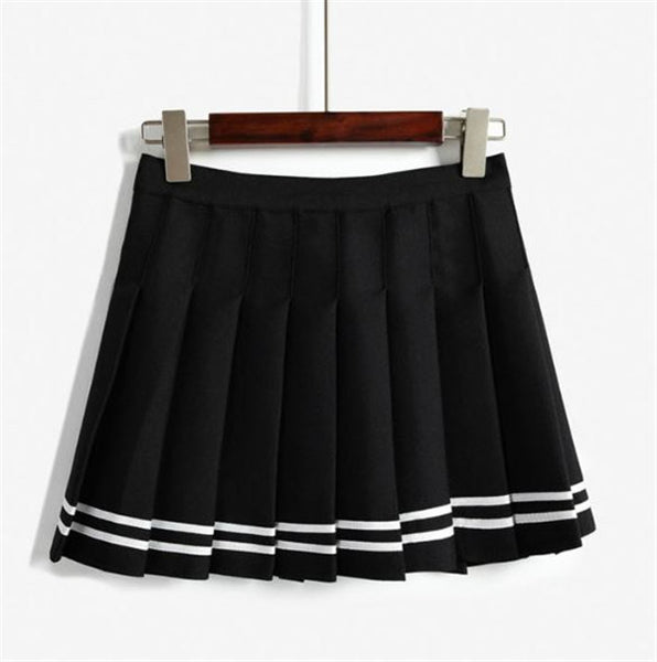 Pleated Tennis Skirt