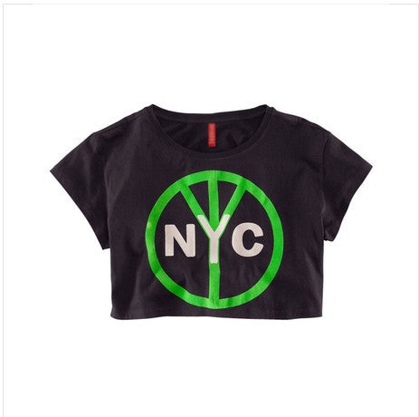 NYC Crop Top