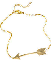 Sideways Arrow Bracelet