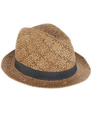 Basketweave Fedora