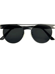 Metal Arrow Bar Sunglasses