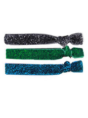 Malibu Glitz Hair Tie Set