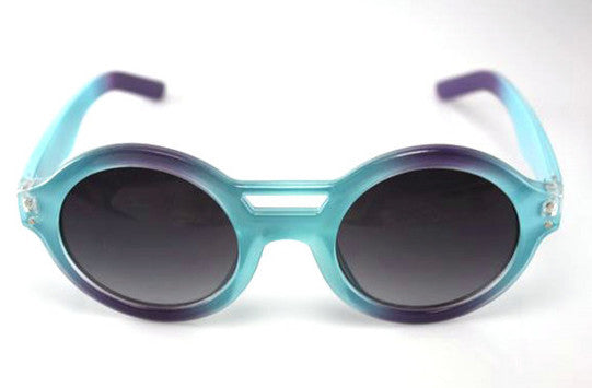 Blue Ombre Sunglasses