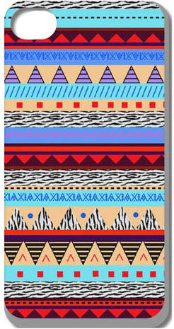 Bold Aztec iphone Case