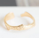 Branch Wrap Ring