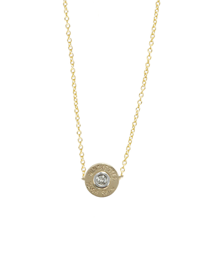 Shotgun Shell Necklace