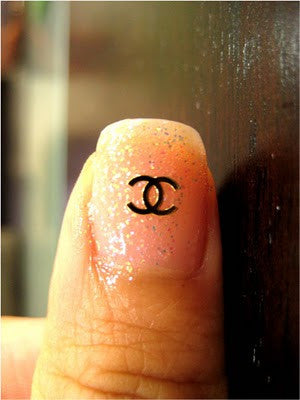 CC Nail Stickers