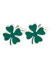 Four Leaf Clover Cufflinks