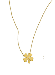 Clover Accent Necklace