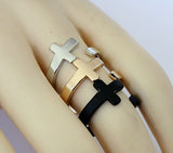 Cross Wrap Ring