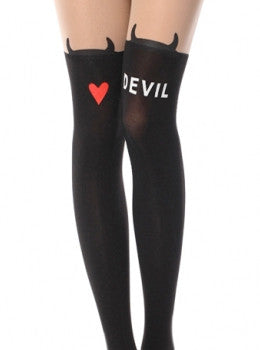 Devil Tights