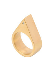 Triangle Love Ring