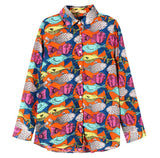Fish Blouse