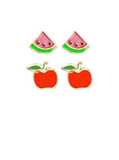 Fruit Stud Set