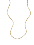 Gold Ball Chain