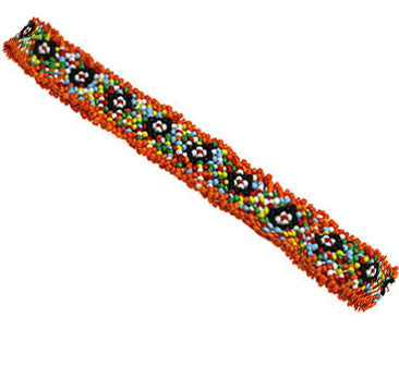 Navajo Beaded Headband