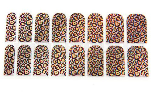 Jungle Nail Stickers
