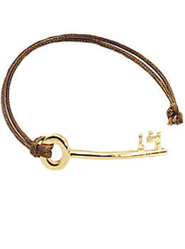 Sideways Key Bracelet