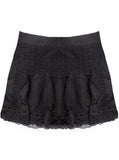 Lace Cotton Skirt