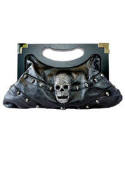 Abstract Skull Clutch