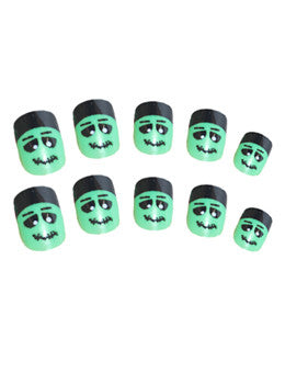 Monster Nail Set