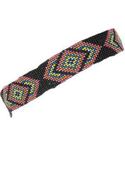 Navajo Beaded Head Wrap