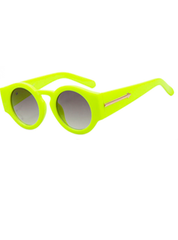 Neon Arrow Sunglasses