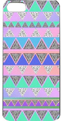 Pastel Navajo iphone Case