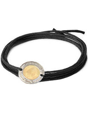 Commitment Coin Bracelet