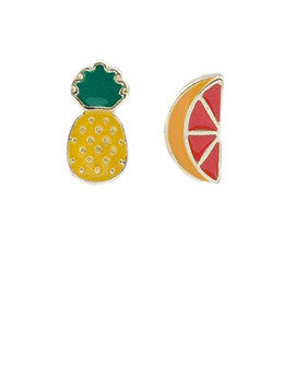 Pineapple Slice Studs