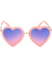 Heart Enamel Sunglasses